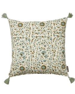 Kollam Moss Cotton Cushion Cover