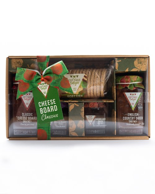 Cheese Board Classics Gift Set