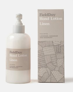 Linen Hand Lotion