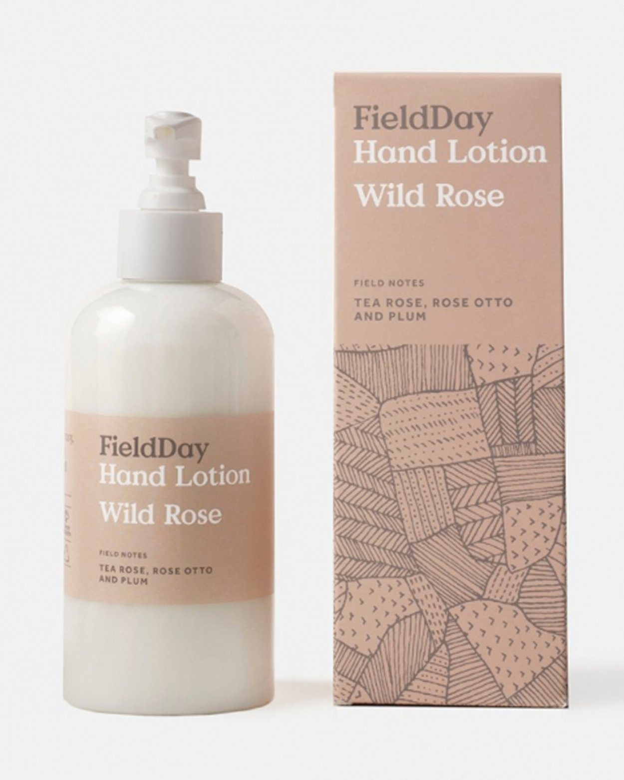 Wild Rose Hand Lotion