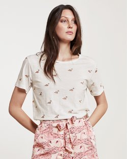 Phil T-Shirt - Swan