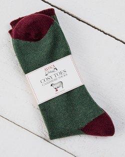 Cosy Toes Men's Cashmere Blend Socks