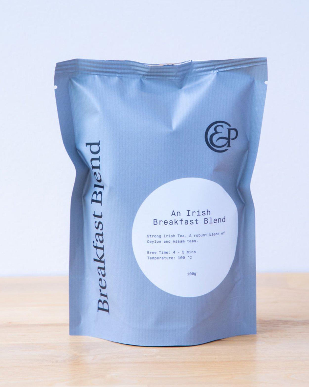 Irish Breakfast Blend Loose Leaf Tea