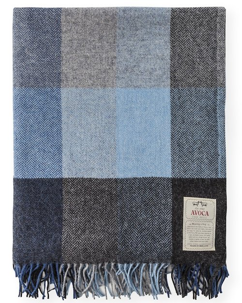 Handwoven Lambswool Throws and Blankets | Avoca ®