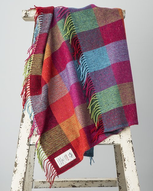 Trudy Donegal Throw