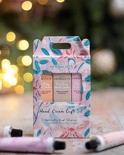 Hand Cream Gift Set - Three Scents