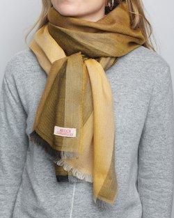 Cashmere & Silk Wrap