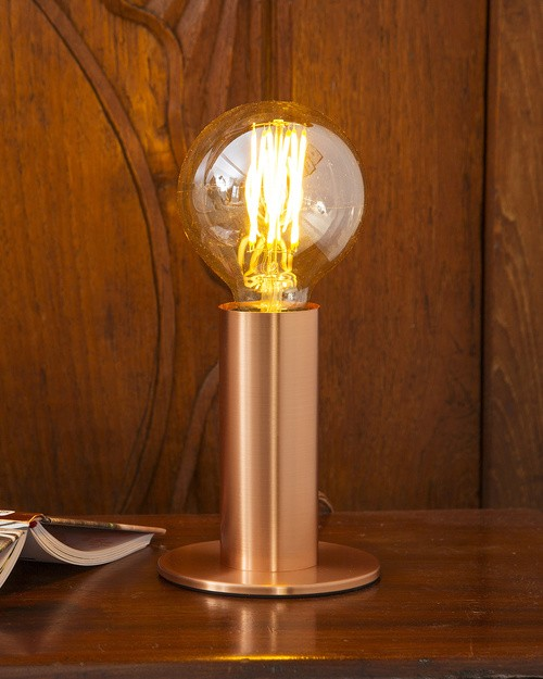 Copper Sol Lamp