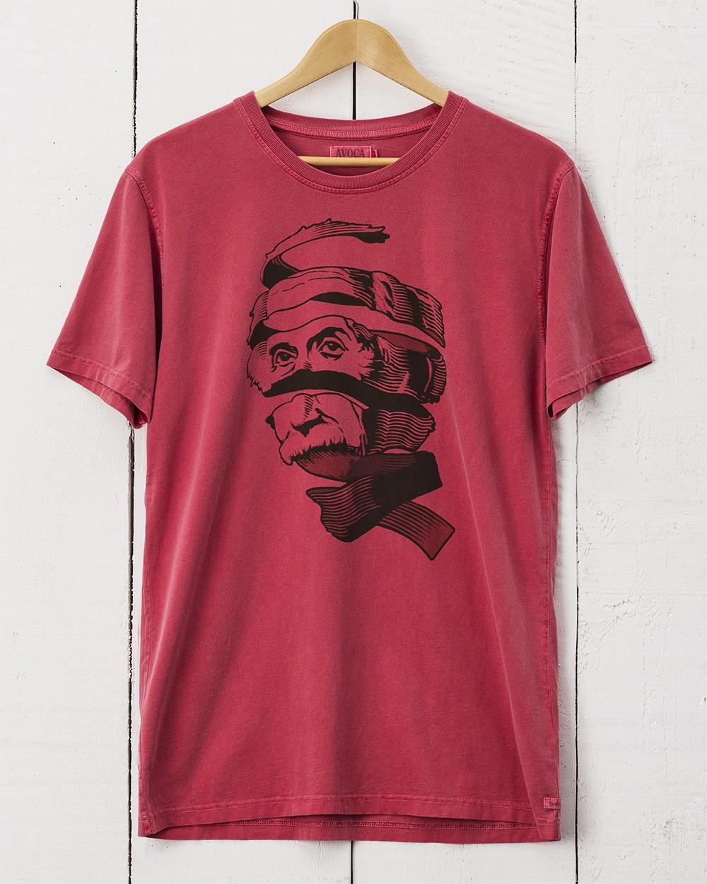 Explorer T-Shirt - Red