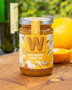 Irish Whiskey Marmalade