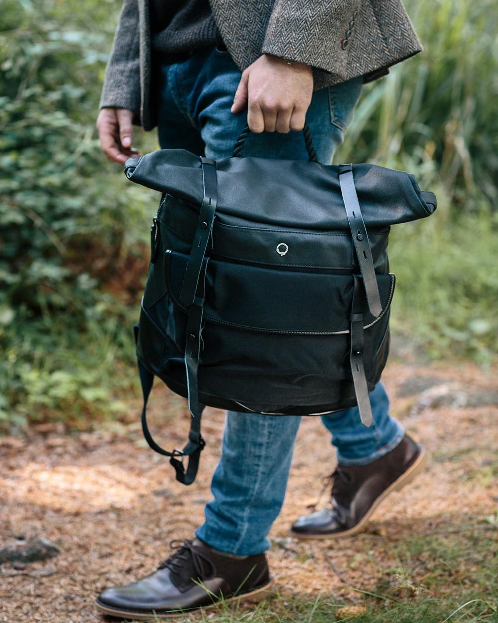 Stighlorgan Raan Rolltop Shoulder Backpack
