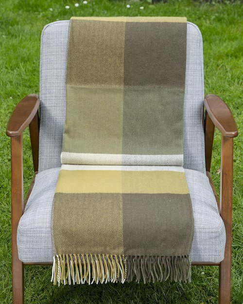 Galileo Cashmere Blend Throw