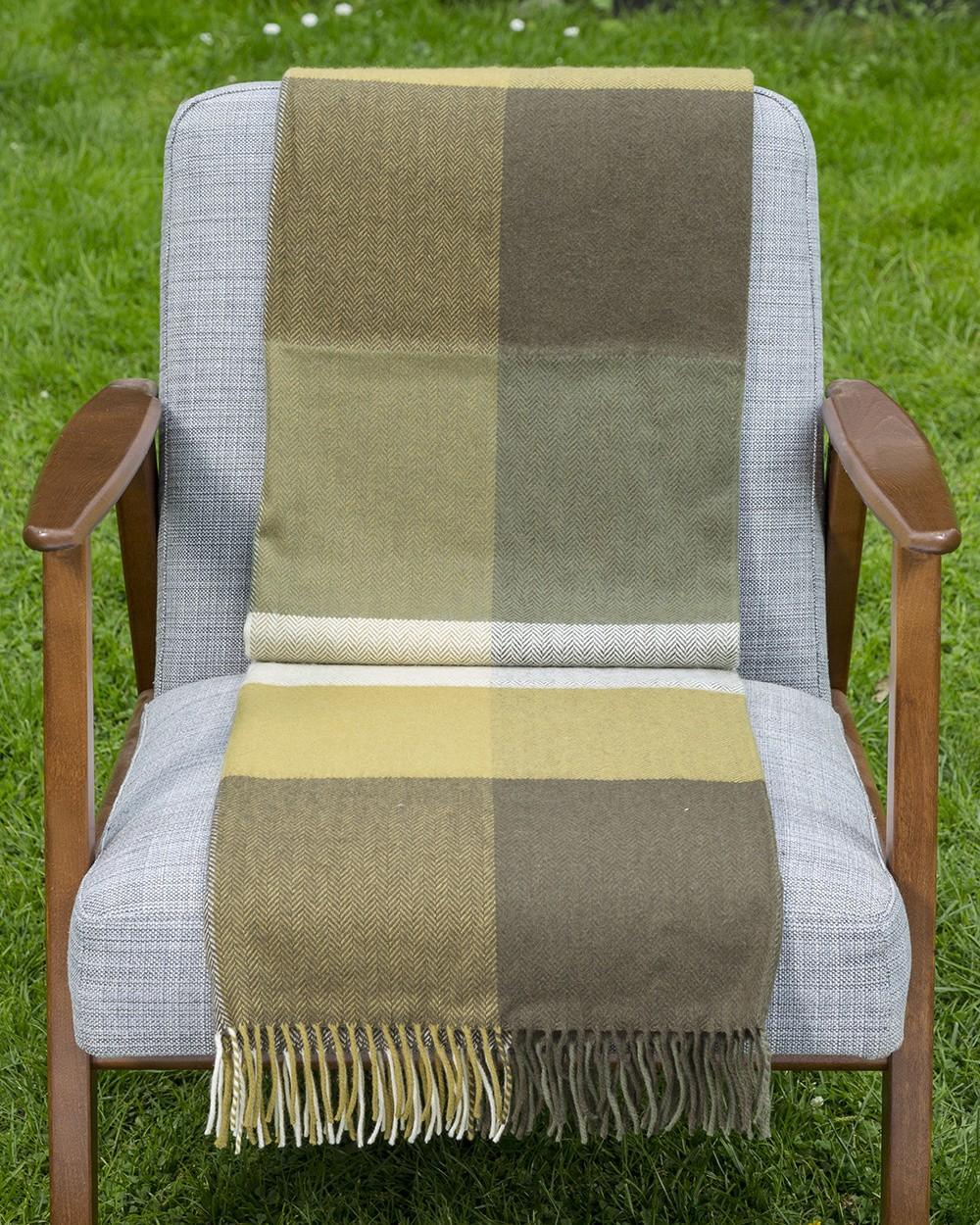Galileo Cashmere Throw