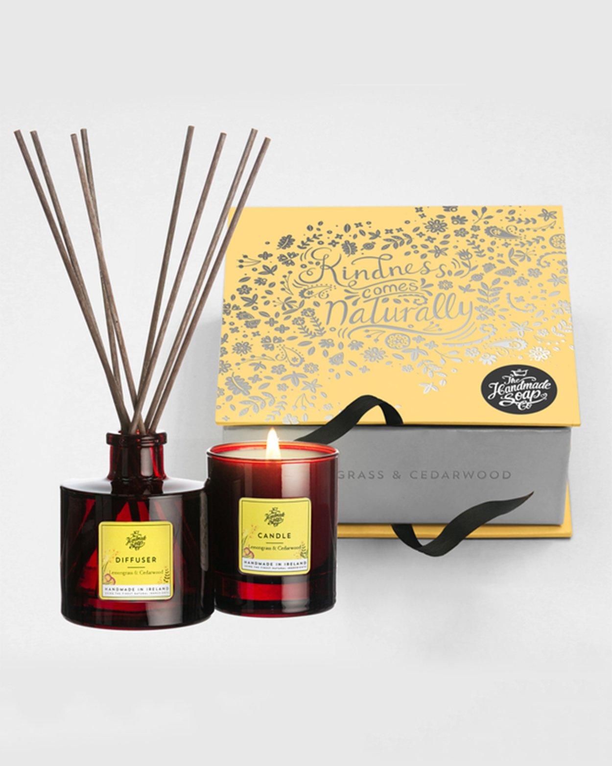 Lemongrass & Cedarwood Gift Set