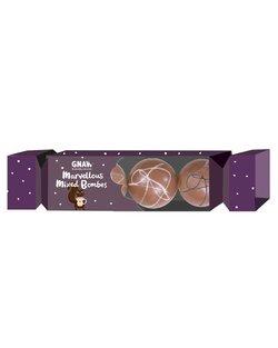 Marvelous Mixed Hot Chocolate Bombes Cracker