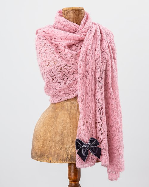 Kid Mohair Grafton Wrap