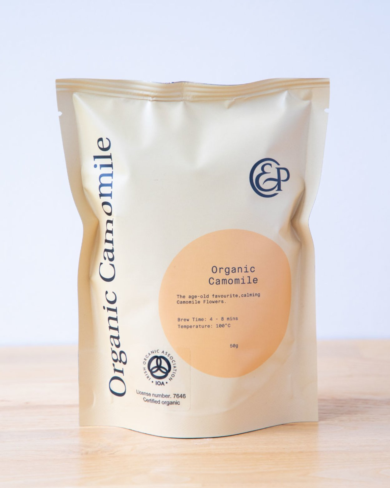 Organic Camomile Loose Tea
