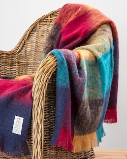 Harriet Mohair Throw