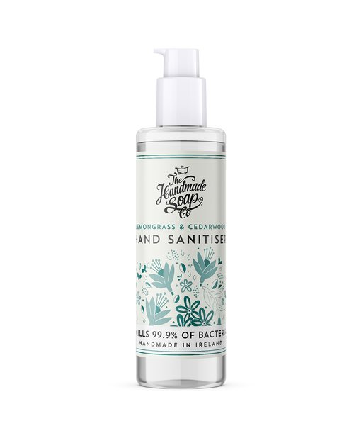 Lemongrass & Cedarwood Hand Sanitiser
