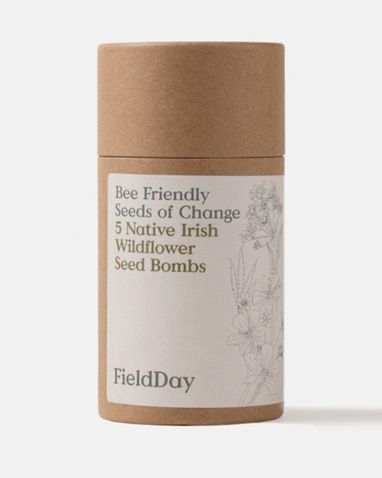 Seeds of Change - Five Bee Friendly Wildflower Bombs