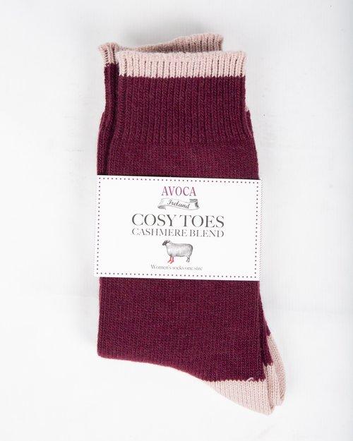 Cashmere Blend Women's Socks
