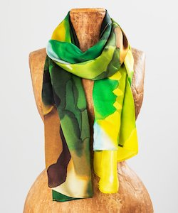 Dappled Light Silk Scarf