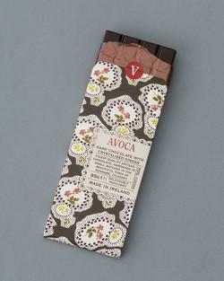Dark Chocolate Bar with Ginger