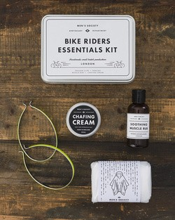 Men's Society Bike Riders Essentials Kit