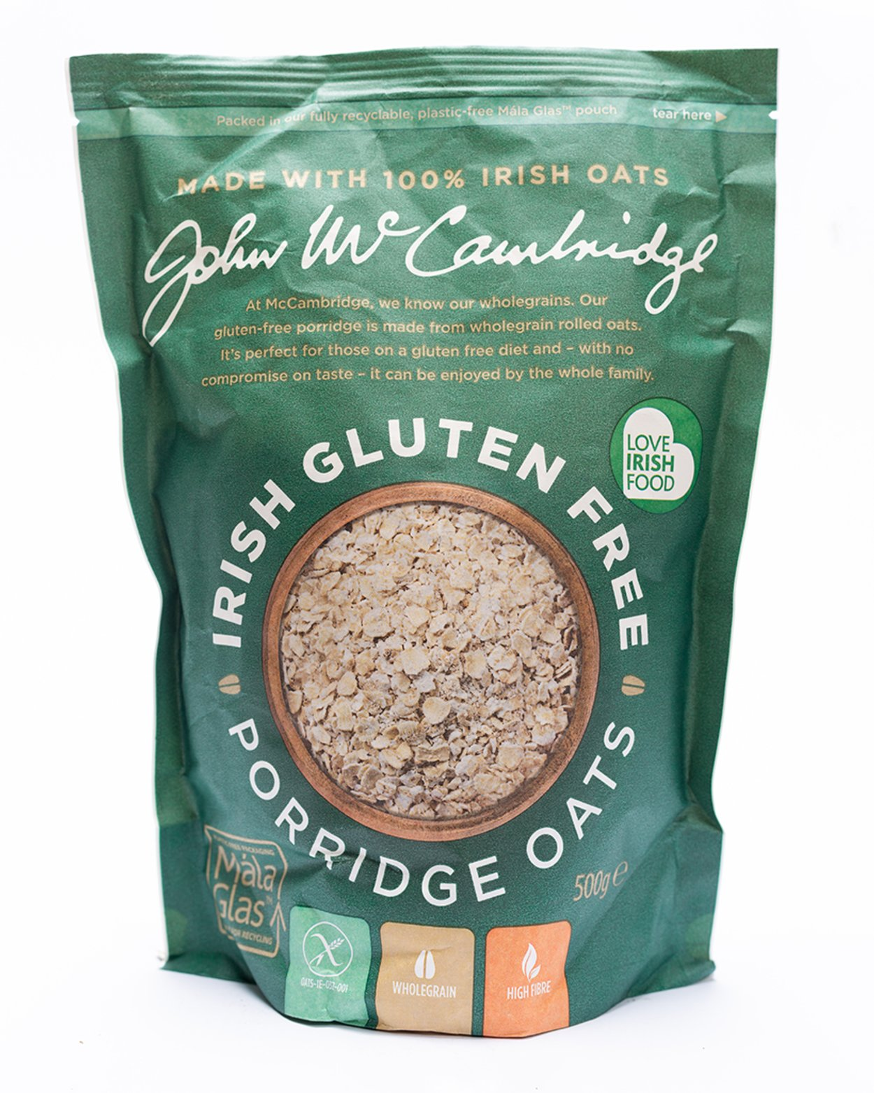 Mccambridges GF Porridge Oats
