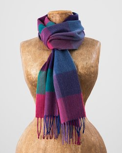 Jewel Fields Merino Scarf