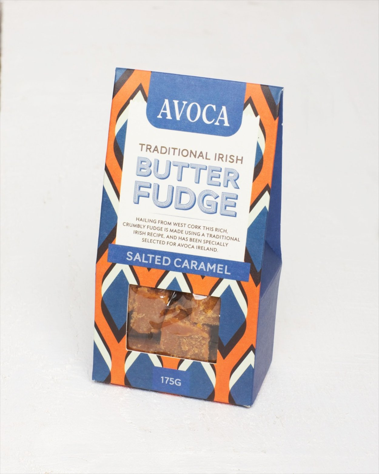 Traditional Irish Salted Caramel Butter Fudge Pouch