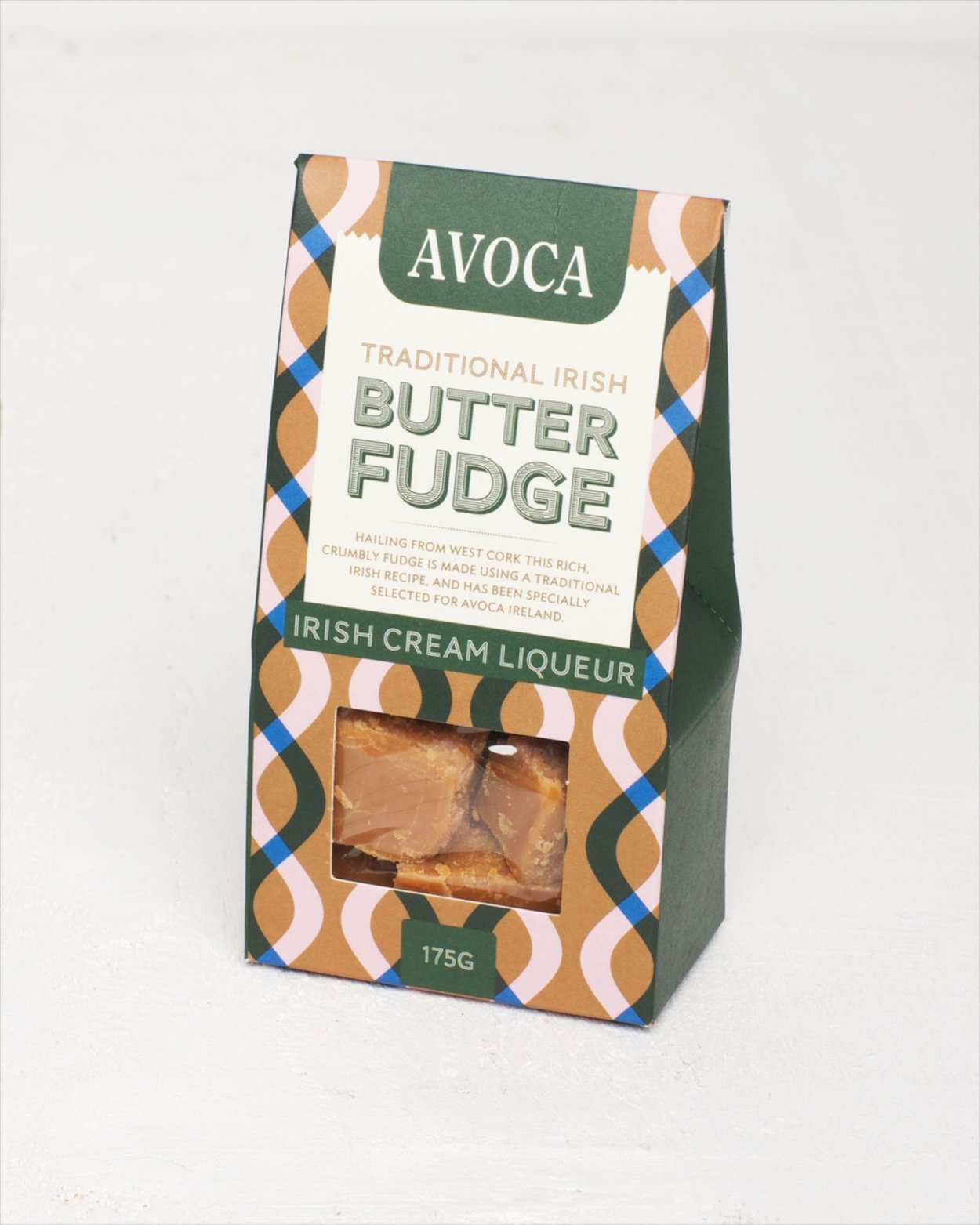 Traditional Irish Cream Liqueur Butter Fudge Pouch