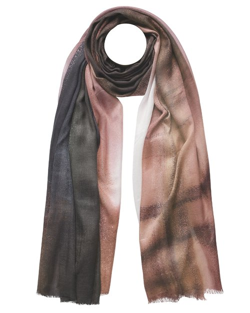 Misty Lake Scarf