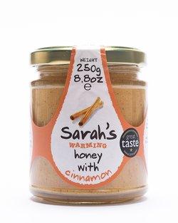 Mileeven Sarah's Honey & Cinnamon