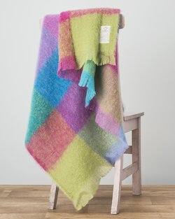 M199 Mohair Throw