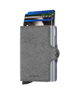 Secrid Wallet and Card Protector in Recycled Stone