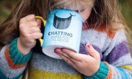 Little Miss Chatterbox Mug