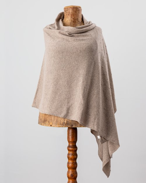 Cashmere Blend Multi-Way Wrap