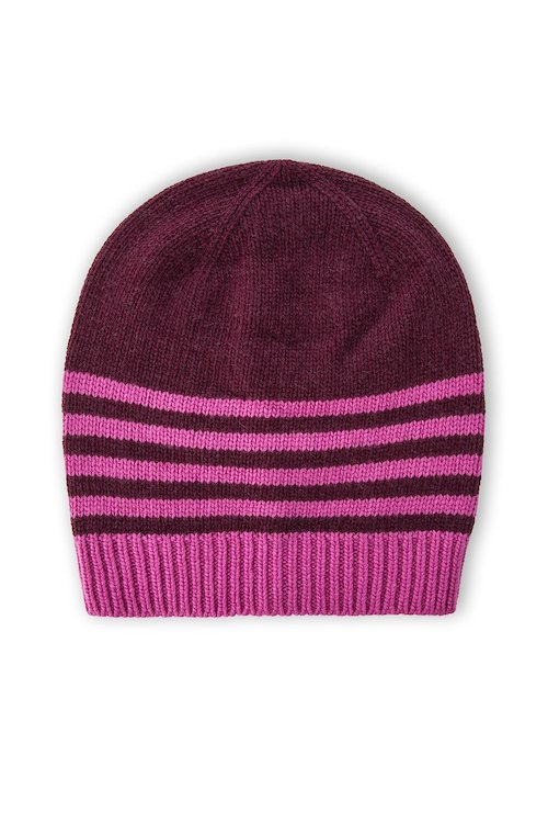Park Life Hat in Fuchsia Pink