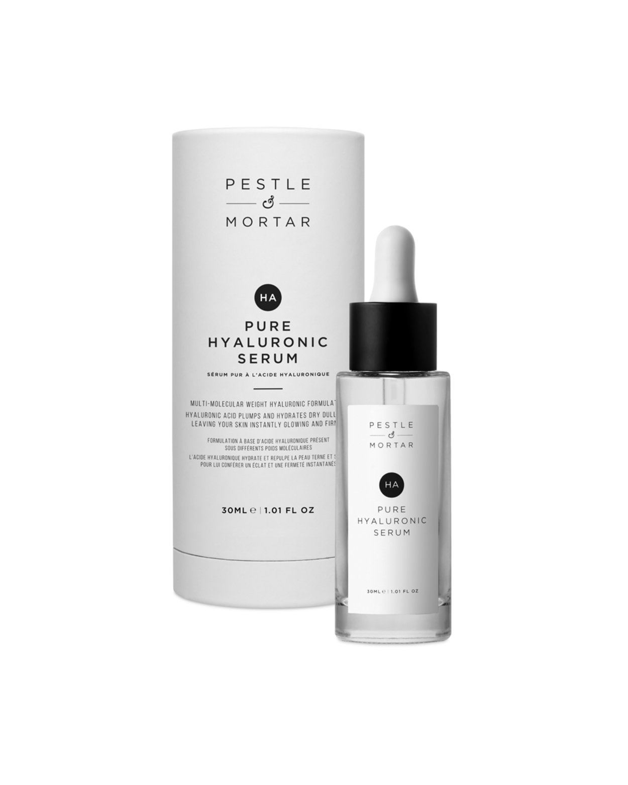 Pestle & Mortar Pure Hyaluronic Serum