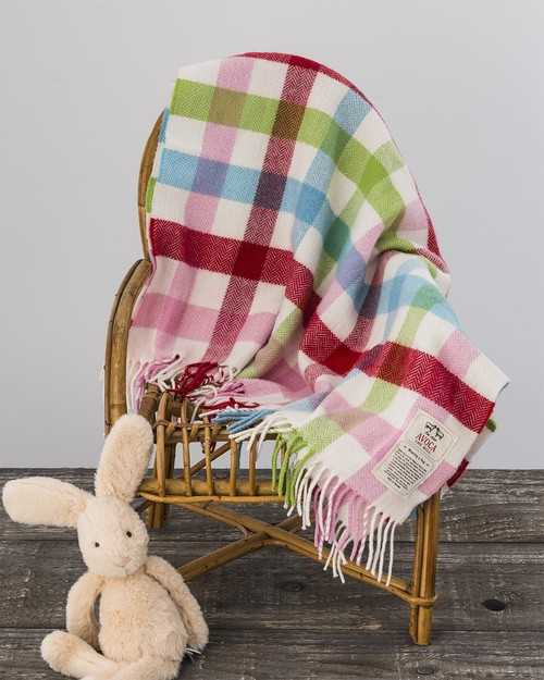 Baby Bunting Cashmere Blend Blanket
