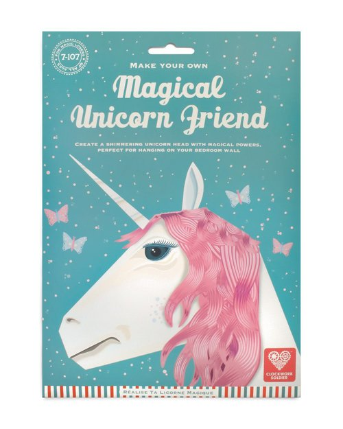 Make Your Own Magical Unicorn Friend
