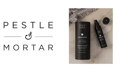 Pestle & Mortar Superstar
