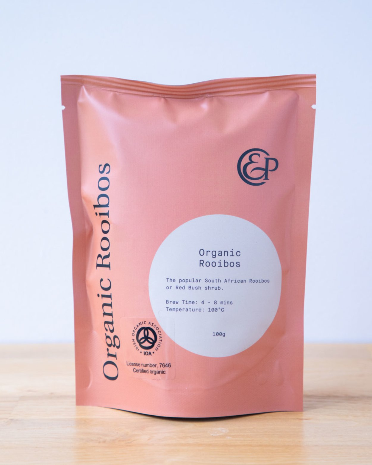 Organic Rooibos Loose Leaf Tea
