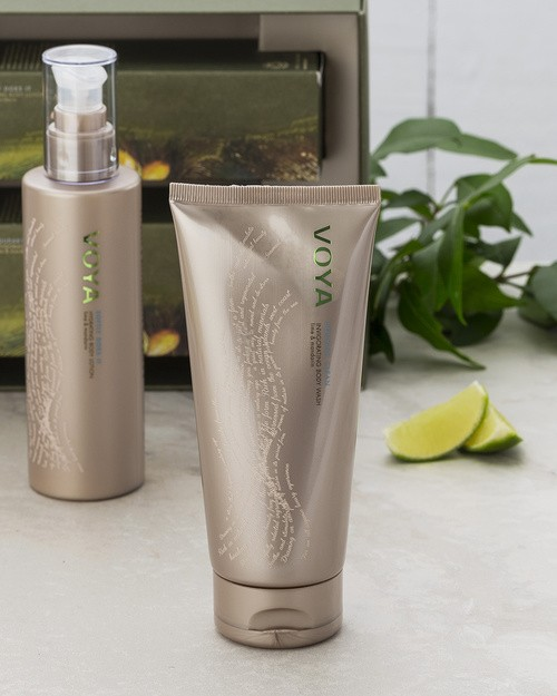 Voya Body Gift Set