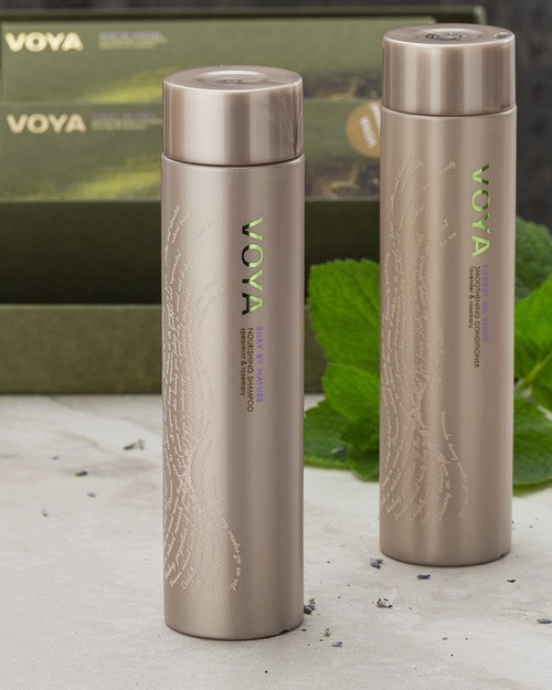 Voya Hair Gift Set