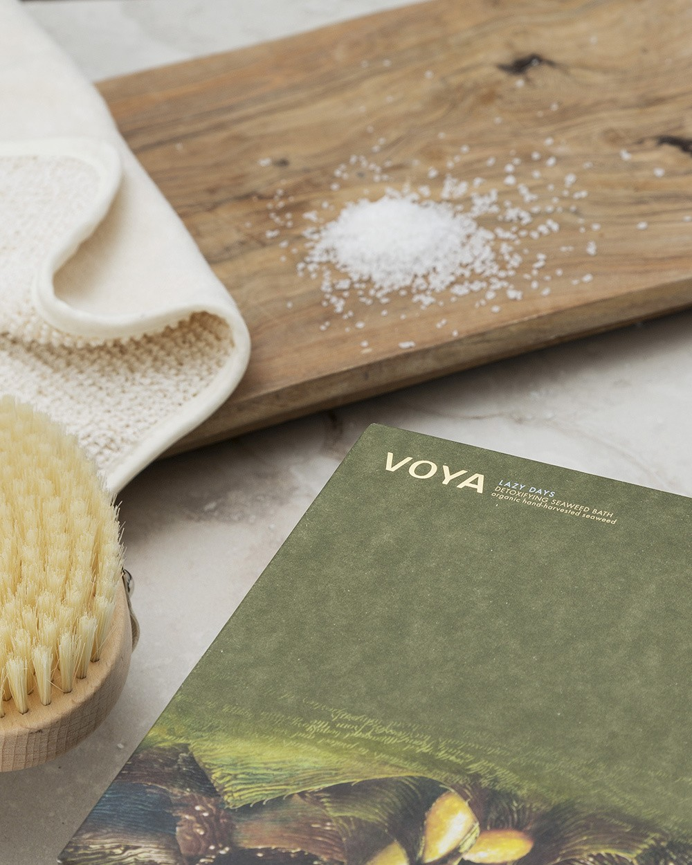 Voya Lazy Days - Seaweed Bath