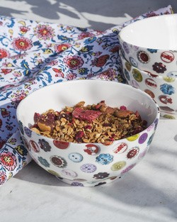 Button Cereal Bowl