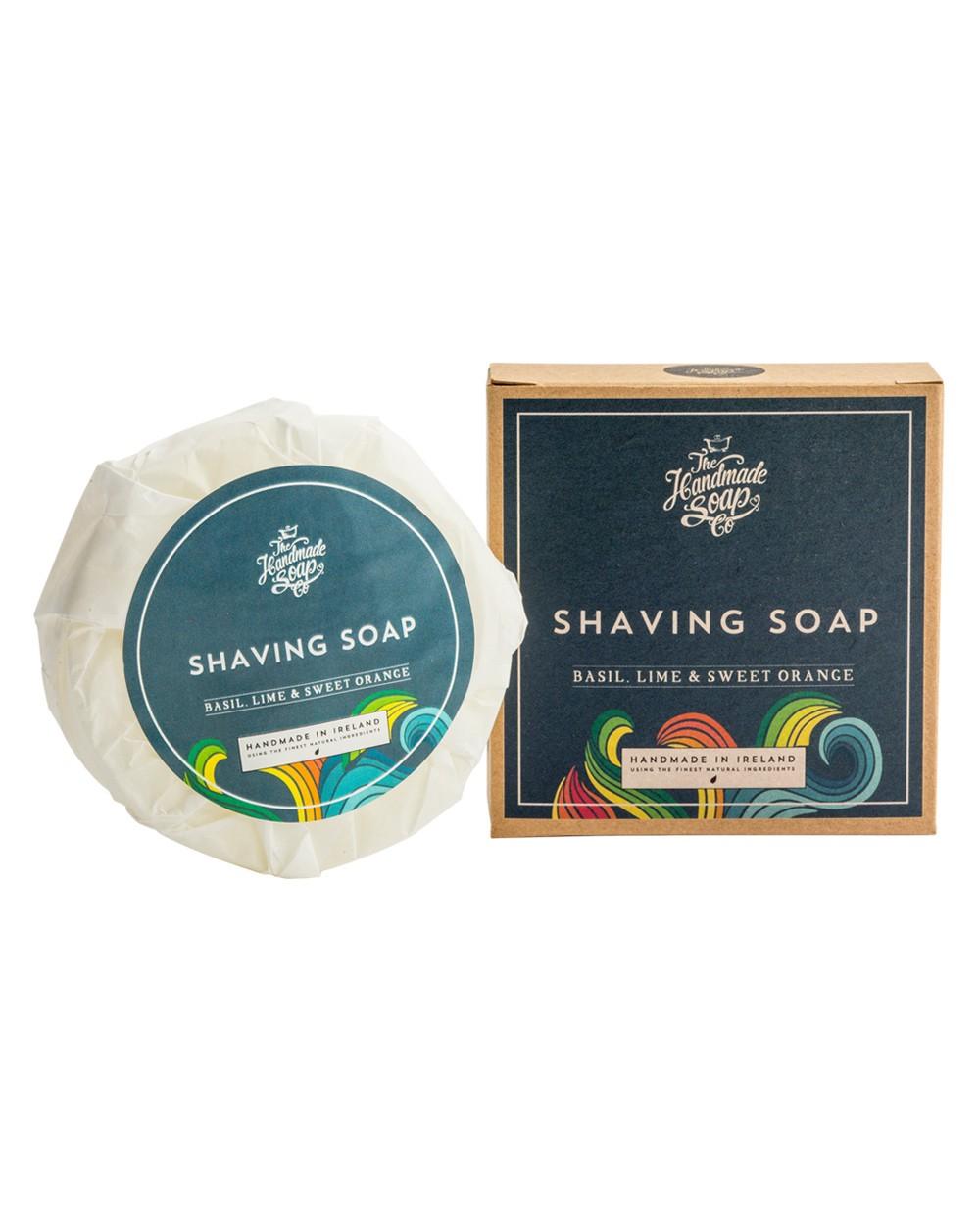 The Handmade Soap Company Shaving Soap