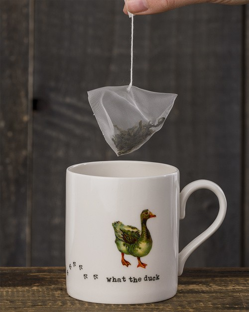 What the Duck Mug